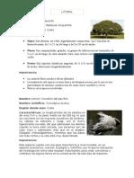 Animales Costas - Sierra - Oriente