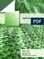 Math30-1 Workbook Two