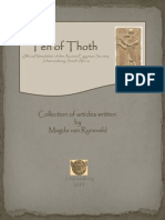 Pen of Thoth eBook