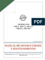 Manual Mantenimiento Compresores Sb