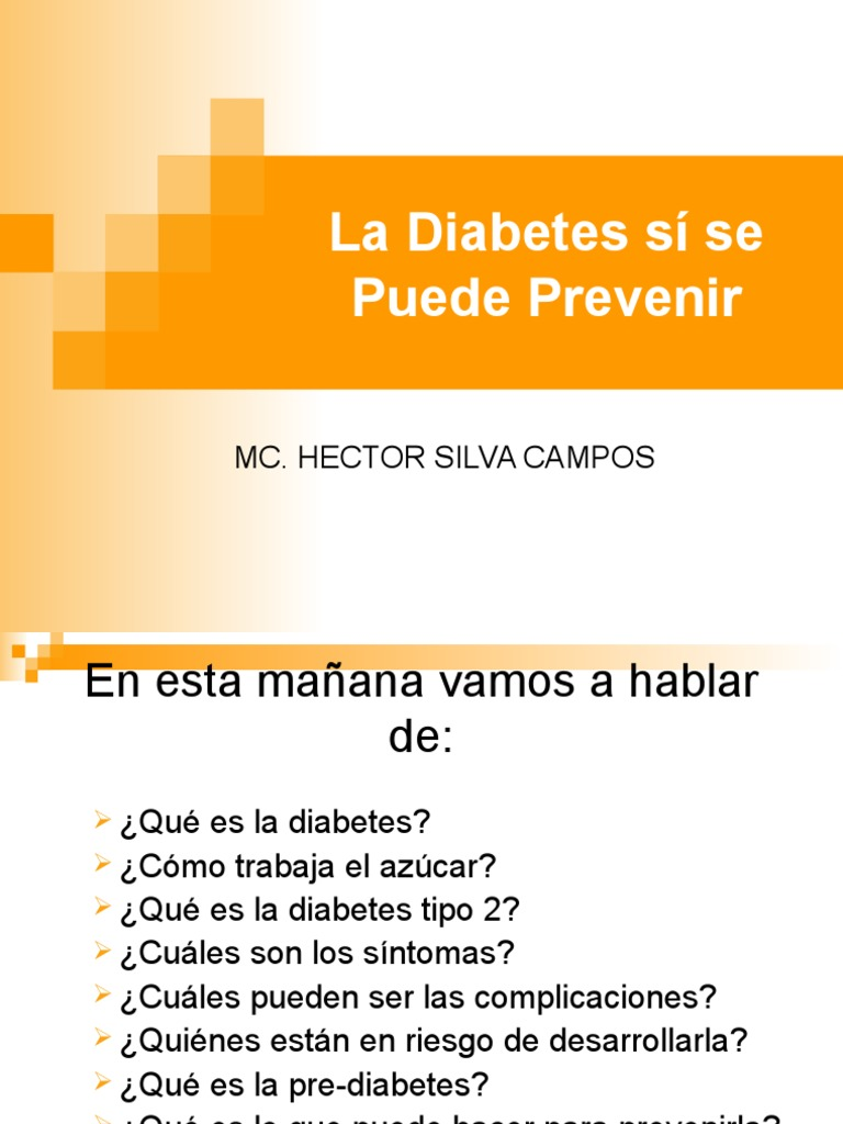 sintomas de la pre diabetes