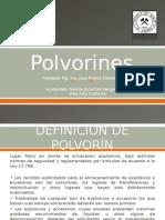 Polvorín (Modulo 3)