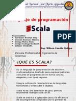 Lenguaje Scala