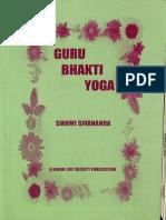 Guru Bhakti Yoga - Swami Sivananda