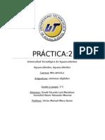 Practica 2n - Circuito Combinacional