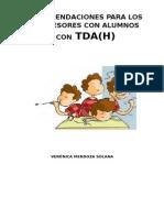 Tda(h) Tutores
