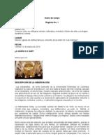 Diario de Campos Semiotica