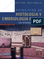 Embriologia e Histologia Bucal