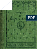 Stories of Great Musicians by Olive Brown Horne and Kathrine Lois Scobey