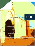 Citadel of Kirkuk 1