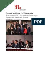 01-10-2015 Impacto.mx - Necesario Modificar El TLC, Moreno Valle