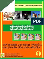 Educación integral  en prevención de adicciones y sexualidad