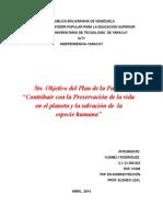 5to. Objetivo del Plan de la Patria.docx