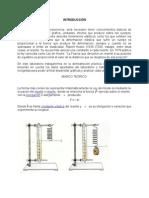Laboratorio de Ley de Hooke-UFPS