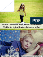 Un Librito Infantil Sobre la Buena Salud - A Little Children's Book about Good Health