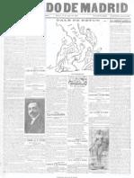 El Heraldo de Madrid. 15-5-1915. Página 4