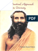 The Practical Approach to Divinity -Chandra Swami Udasin