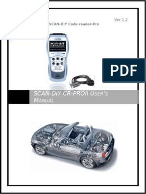 OBD II User Manual | Vehicle Technology | Vehicles