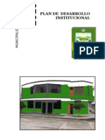 Plan_10307_plan de Desarrollo Institucional_2010