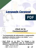Comunicacipon Corporal
