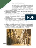 Características Generales de La Arquitectura Renacentista