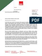 SPD UB BS - Vorsitzendenbrief 11-2015