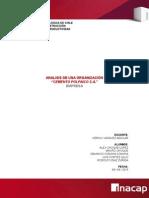 T01-Caracteristicas de Una Organización