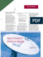 Impacto Tecnologia Informacion 2002