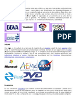 Acrostico Siglas Abreviaturas Logotipo y Mas