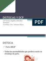 Distocia y DCP.