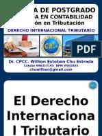 Derecho Internacional Tributario - El Derecho Internacional Tributario
