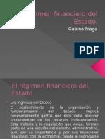 Gabino Fraga RegimenfinancierodelEstado Diapositivas