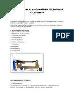 informe de laboratorio de fisica n-4