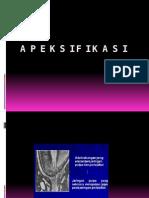 Apeksifikasi & Apeksogenesis