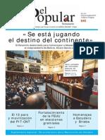 El Popular 331 Órgano de Prensa Oficial del Partido Comunista de Uruguay