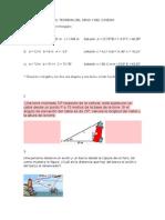 Taller Aplicando El Teorema Del Seno y Del Coseno