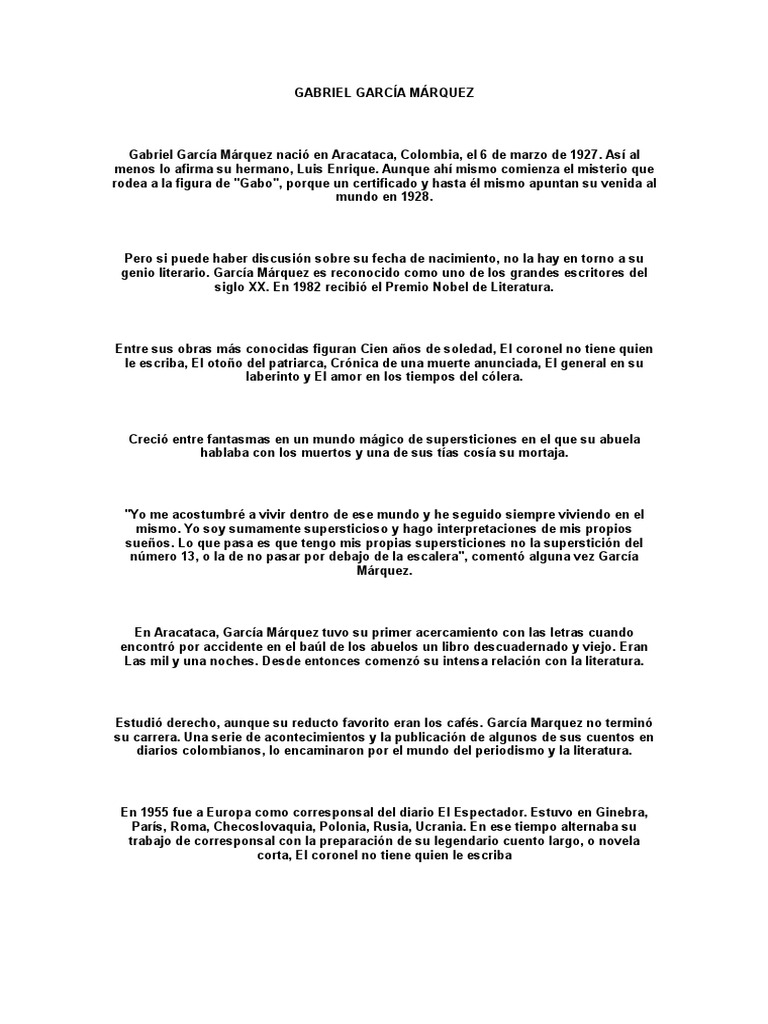 Gabriel García Márquez c653aea3d7a4c
