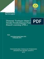 Dimensi Teologis Pada Model Problem Based Learning