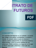 Portafolio de Contratos de Futuros
