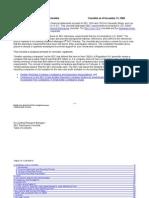 SEC Fin Reporting Checklist 12-31-08