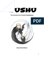 Wushu Black Belt Edition
