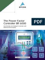 BR6000 Controlador de FP
