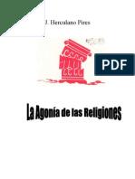 Agonia de Las Religiones Herculano Pires