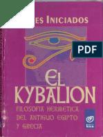 El Kybalion, Ed. Kier