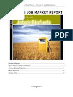 Biofuels Job Market Report