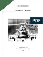 Estructura y sistemas de helicópteros Mi-8, Mi-17