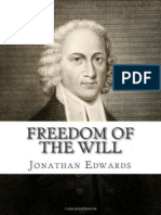 Jonathan Edwards - Freedom of the Will