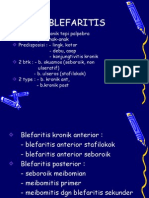III. Blefaritis