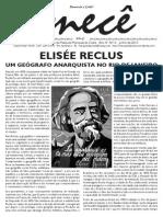 Elisée Reclus - Um Geógrafo Anarquista No Rio de Janeiro