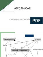Intro to Cadcamcae 2015